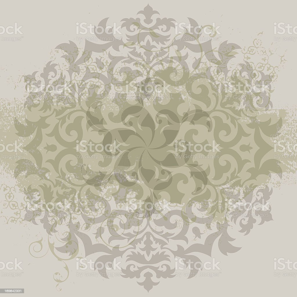 Arabic Background vector art illustration