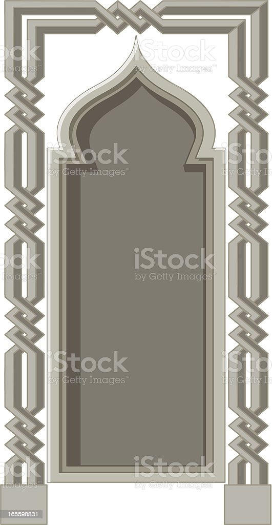 arabic niche royalty-free stock vector art