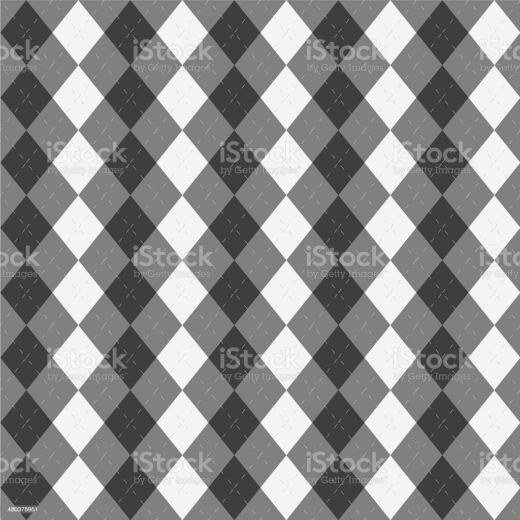 Argyle vector abstract pattern background vector art illustration