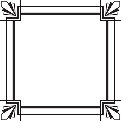 Deco Clip Art, Vector Images & Illustrations - iStock