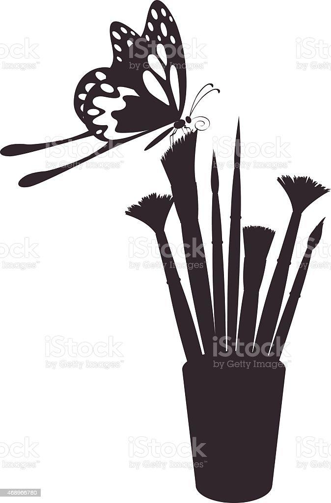 Art of Nature vector art illustration