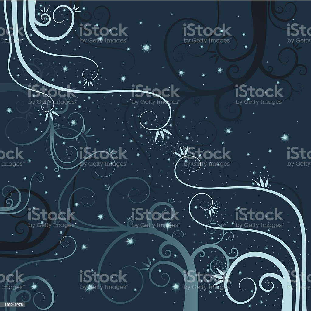 Artistic background royalty-free stock vector art