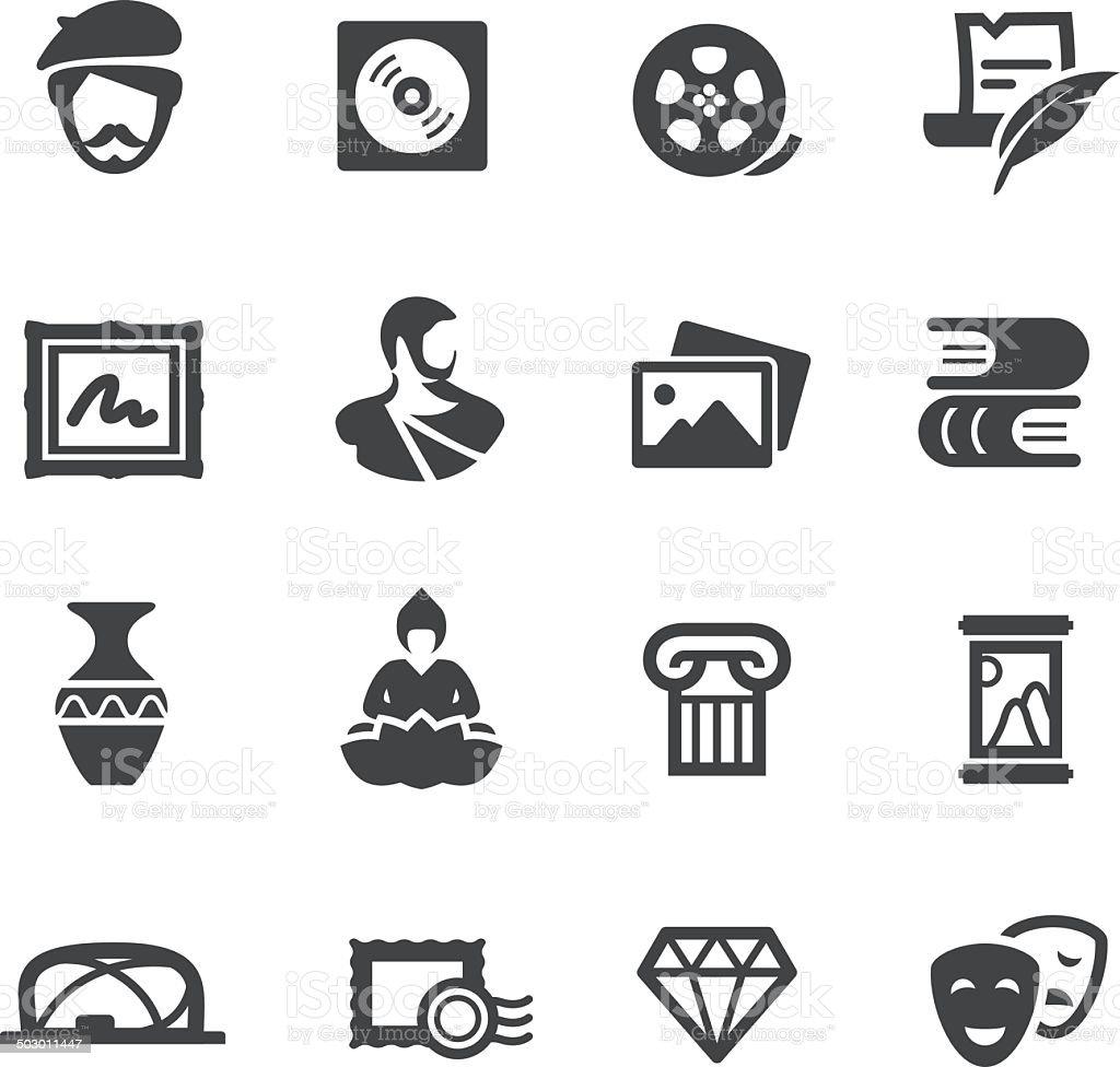 Artwork Icons - Acme Series vector art illustration