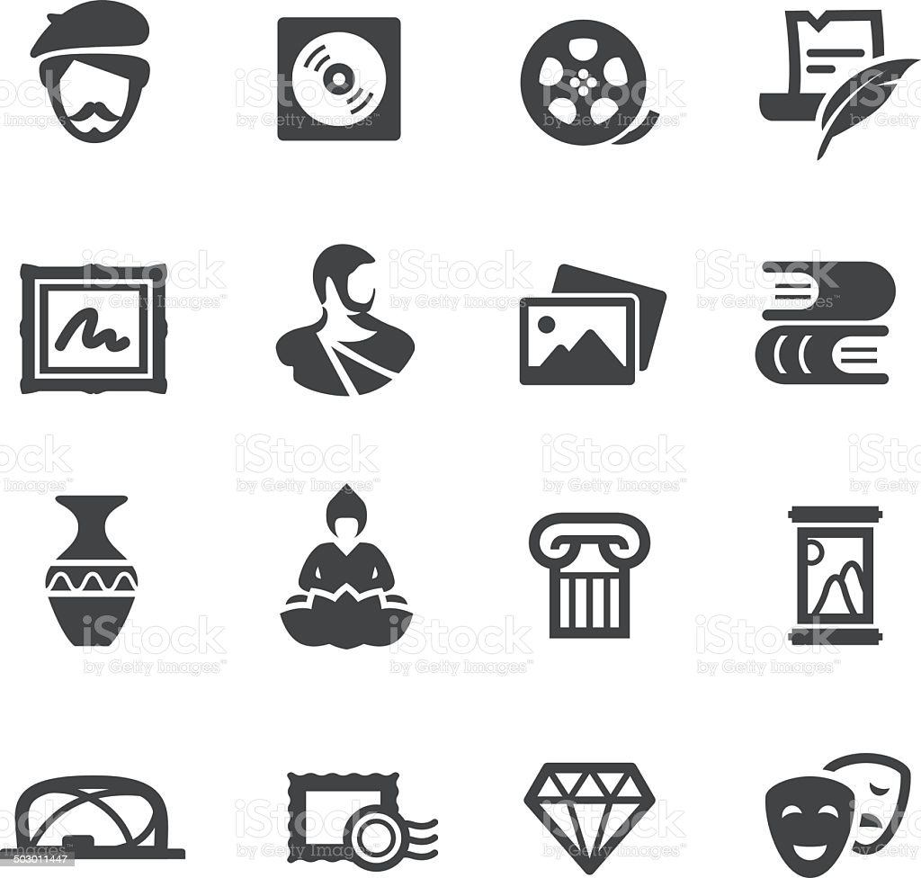Artwork Icons - Acme Series vector art illustration