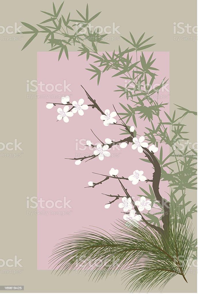 Asian new year royalty-free stock vector art