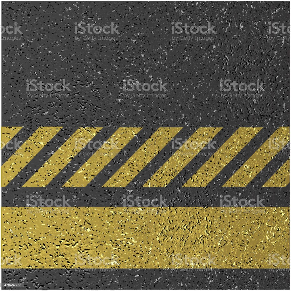 Asphalt Background royalty-free stock vector art