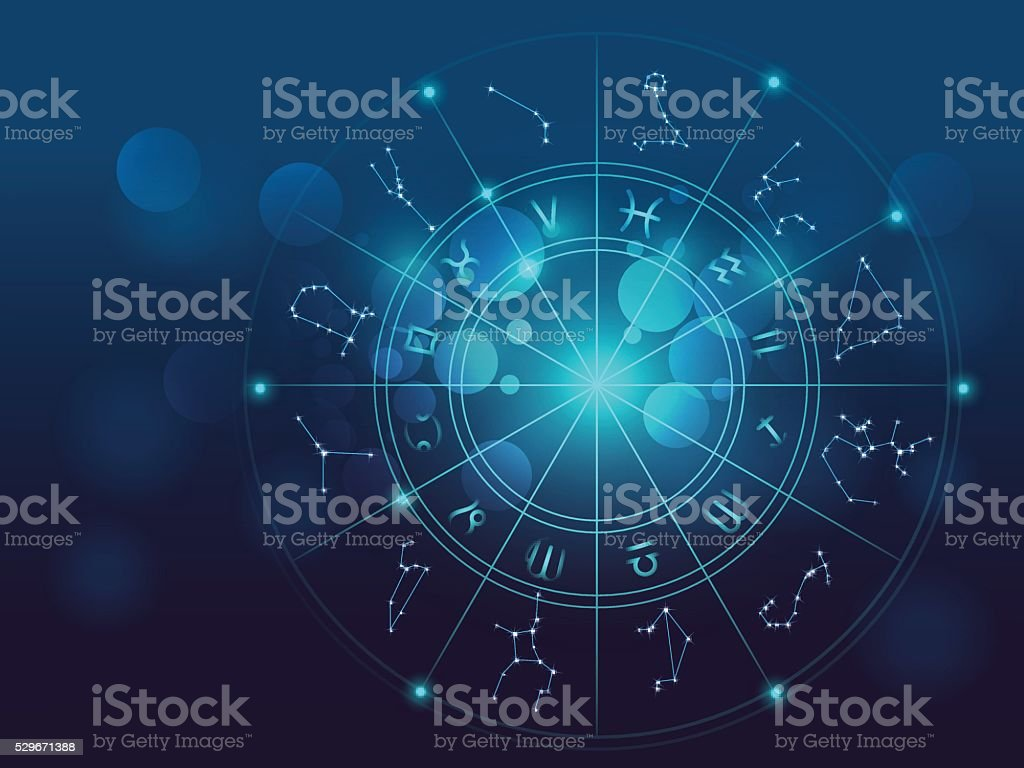 Astrology and alchemy sign background vector illustration vector art illustration