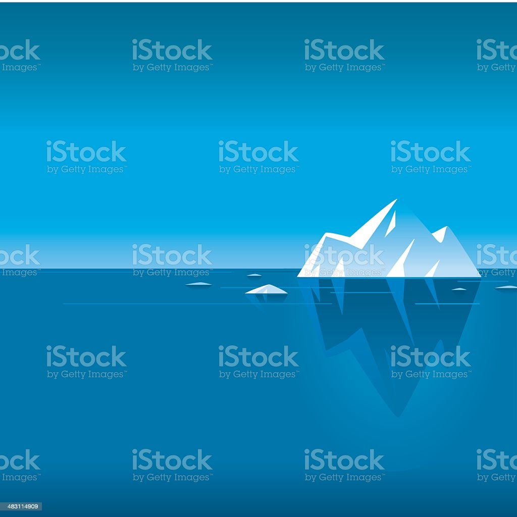 Attention all shipping! vector art illustration