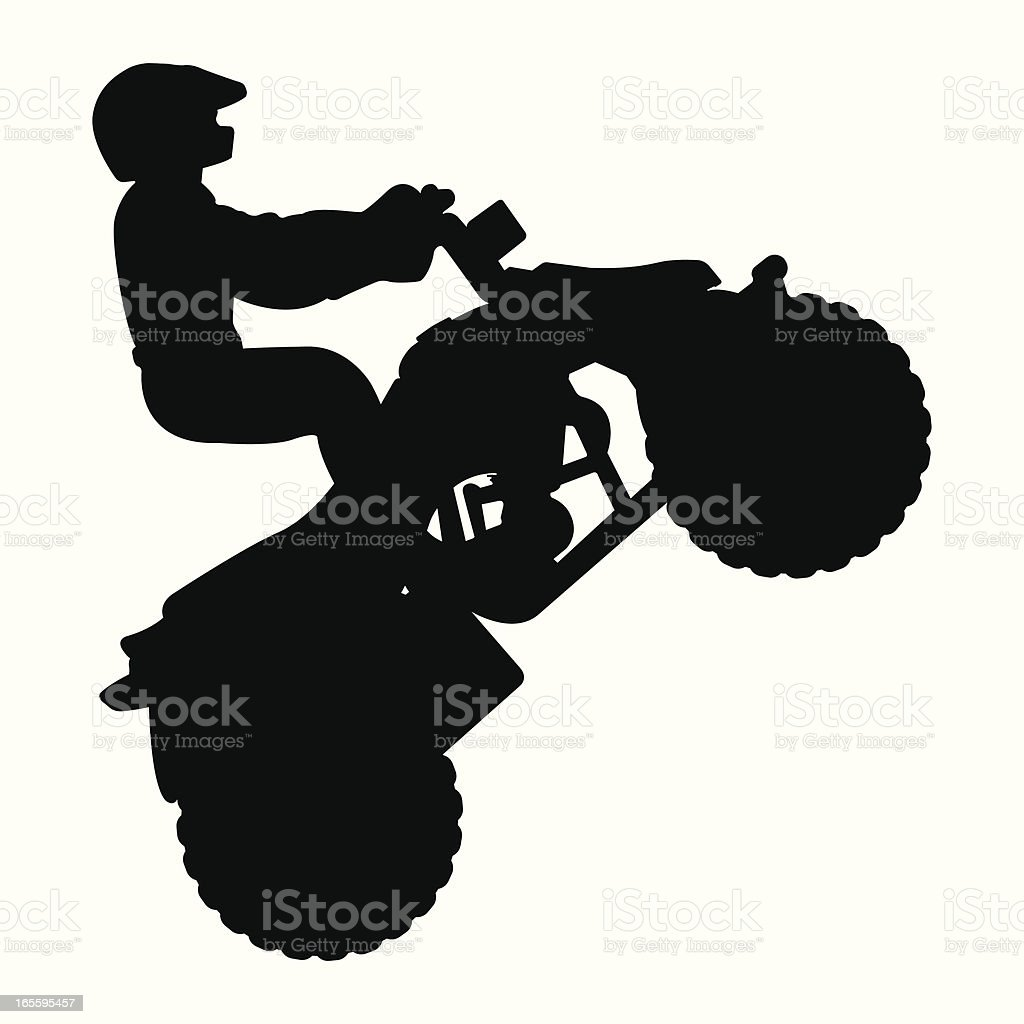 atv royalty-free stock vector art