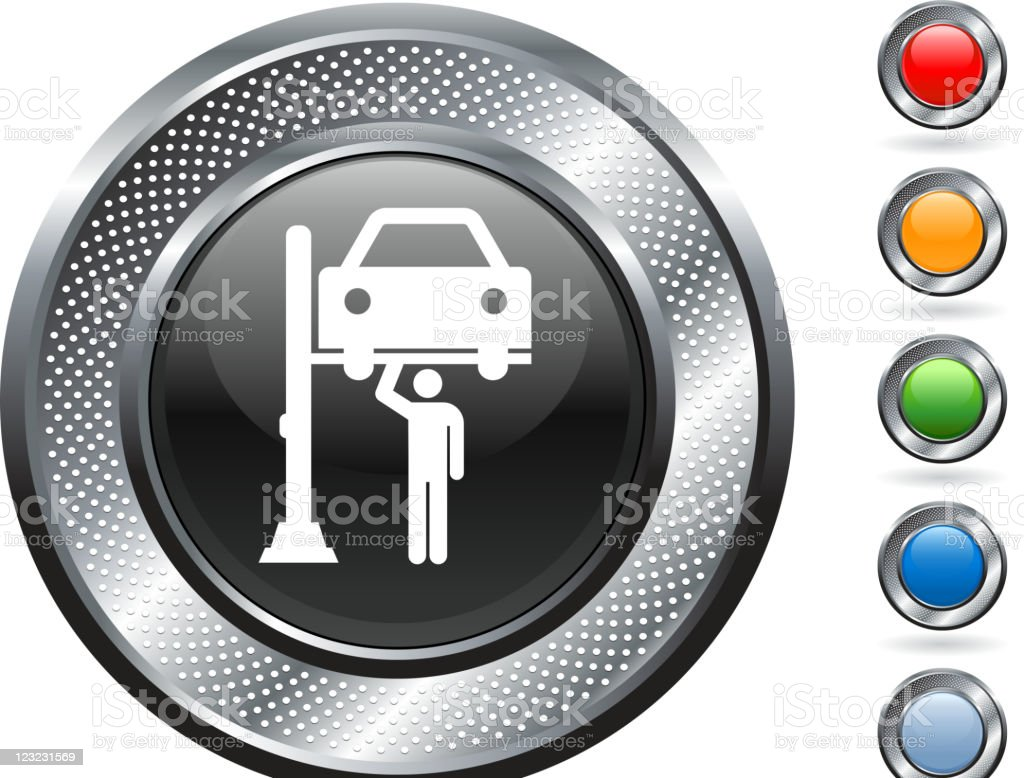 auto repair royalty free vector art royalty-free stock vector art