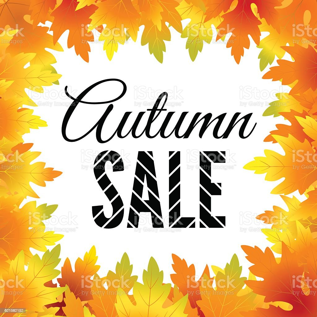 autumn template text poster card banner fall design autumn template text poster card banner fall design royalty