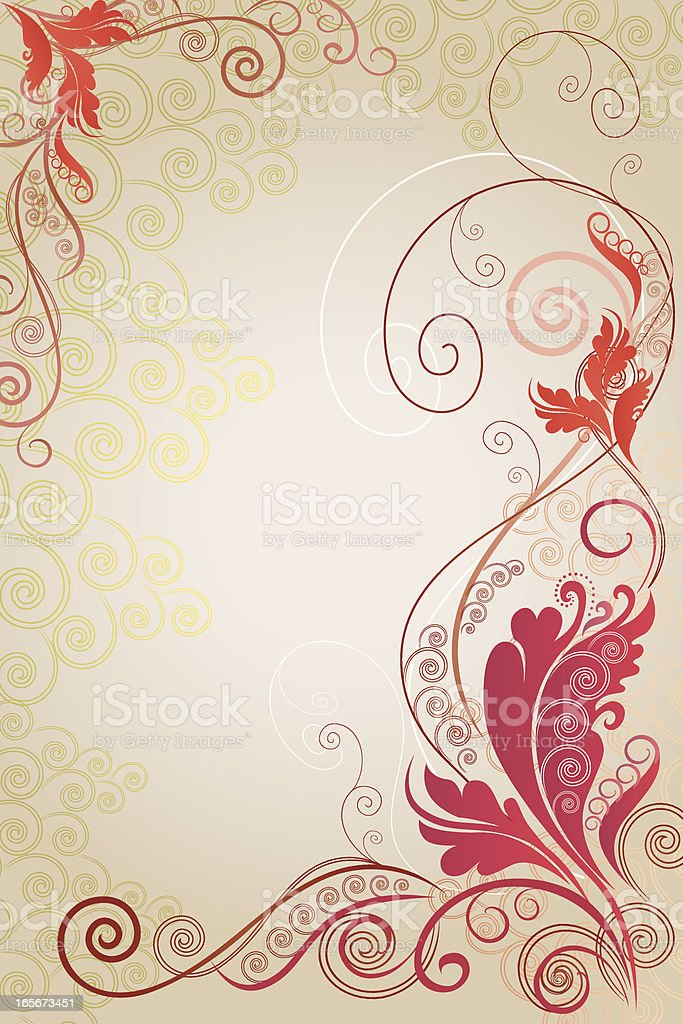 Autumn. royalty-free stock vector art