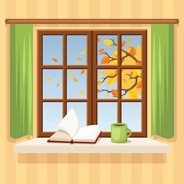 Fall Living Room Clip Art Vector Images Illustrations