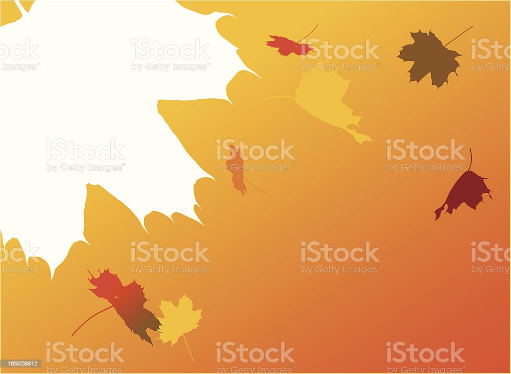 Autumn/Fall royalty-free stock vector art