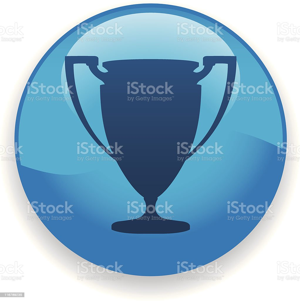 Award Icon royalty-free stock vector art