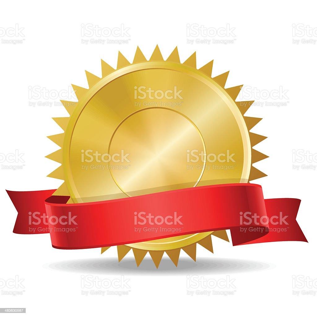 Award royalty-free stock vector art