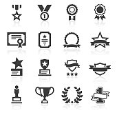 Awards & Commendations Icons