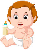 baby cartoon