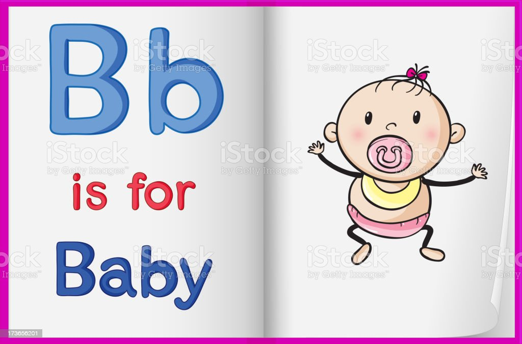 baby royalty-free stock vector art