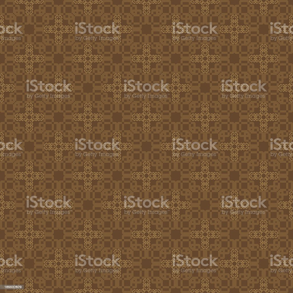 Background - Antique Brown royalty-free stock vector art