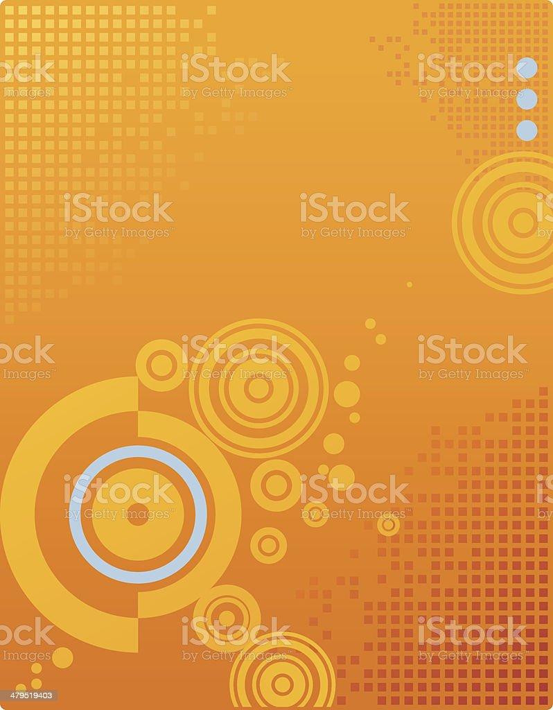Background design royalty-free stock vector art