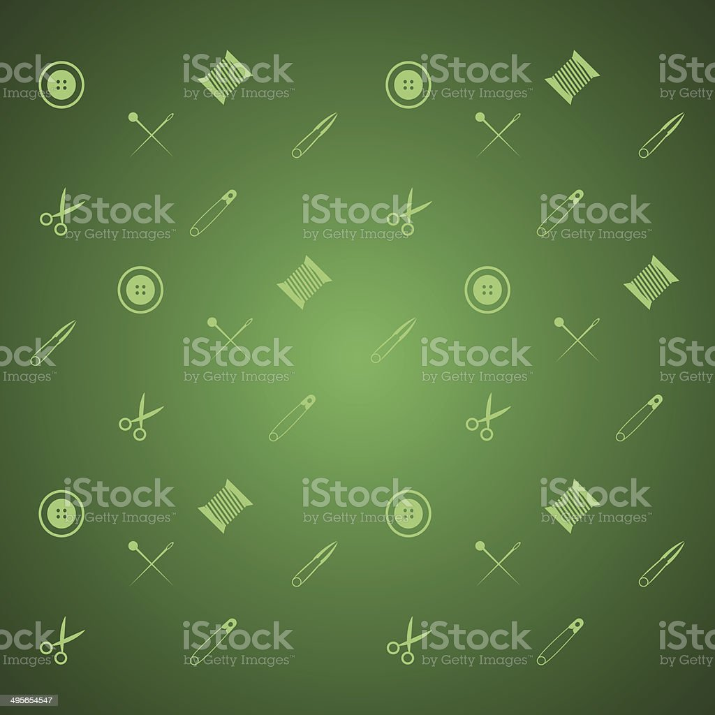 Background for handmade royalty-free stock vector art