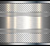Background metallic with metal texture