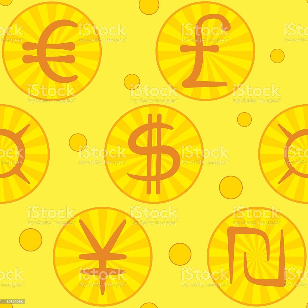 Background, money royalty-free stock vector art