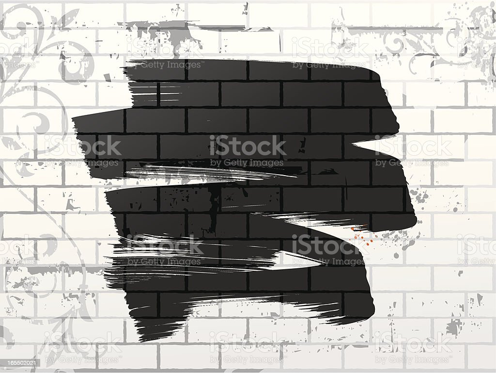 background muro vector art illustration