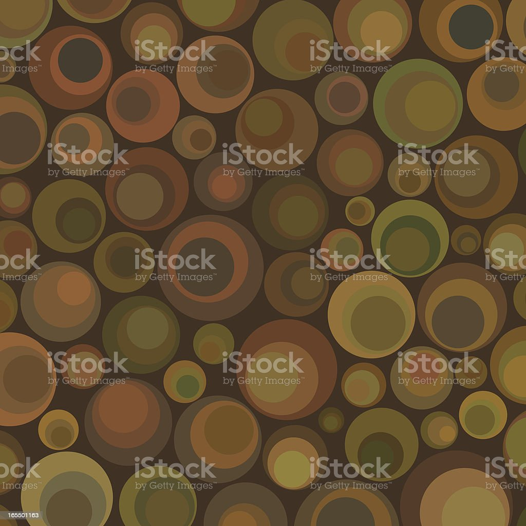 Background - Muted Retro royalty-free stock vector art