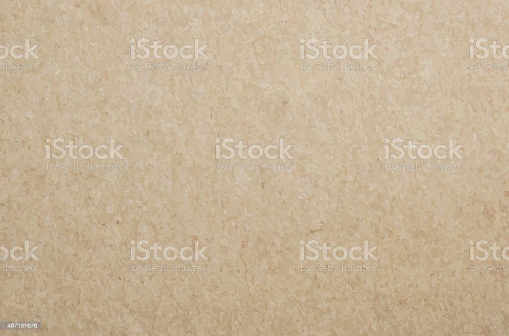 Background of grunge paper texture vector art illustration