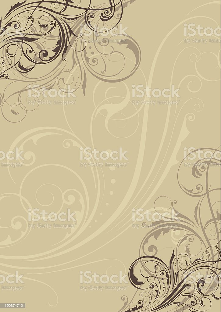 Background ornament royalty-free stock vector art