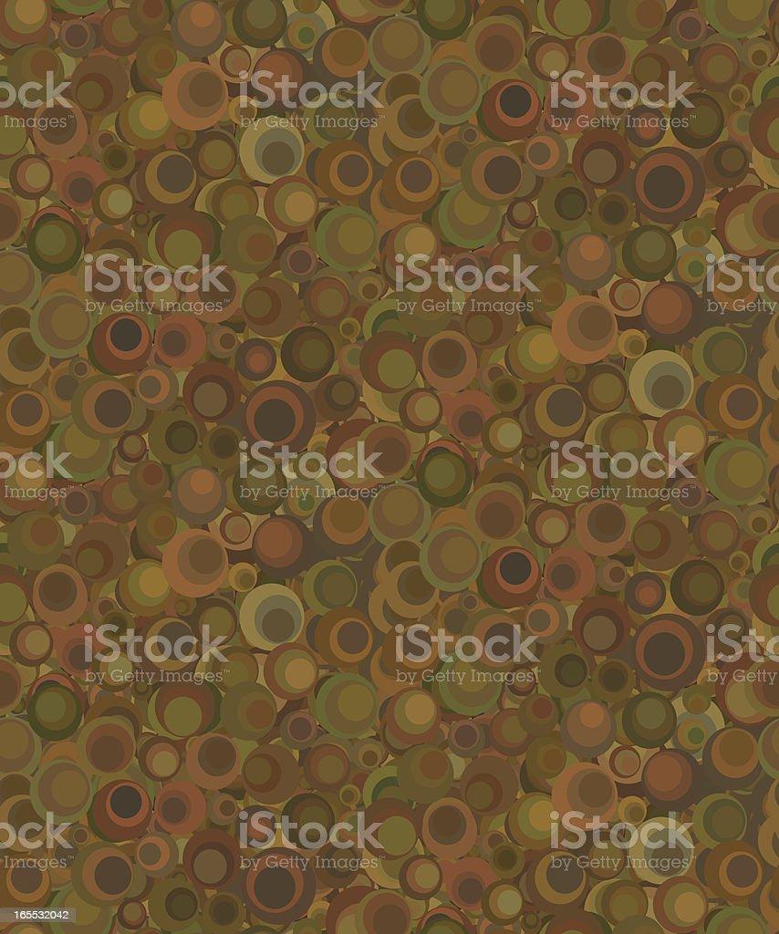 Background - Ornate Retro royalty-free stock vector art