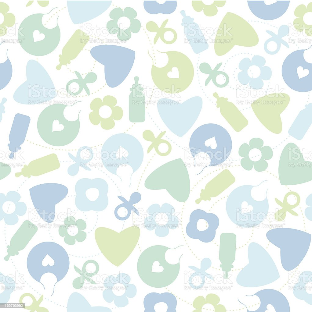 Baby boy background wallpaper baby boy background images baby boy - Background Paper For A Baby Boy Royalty Free Stock Vector Art