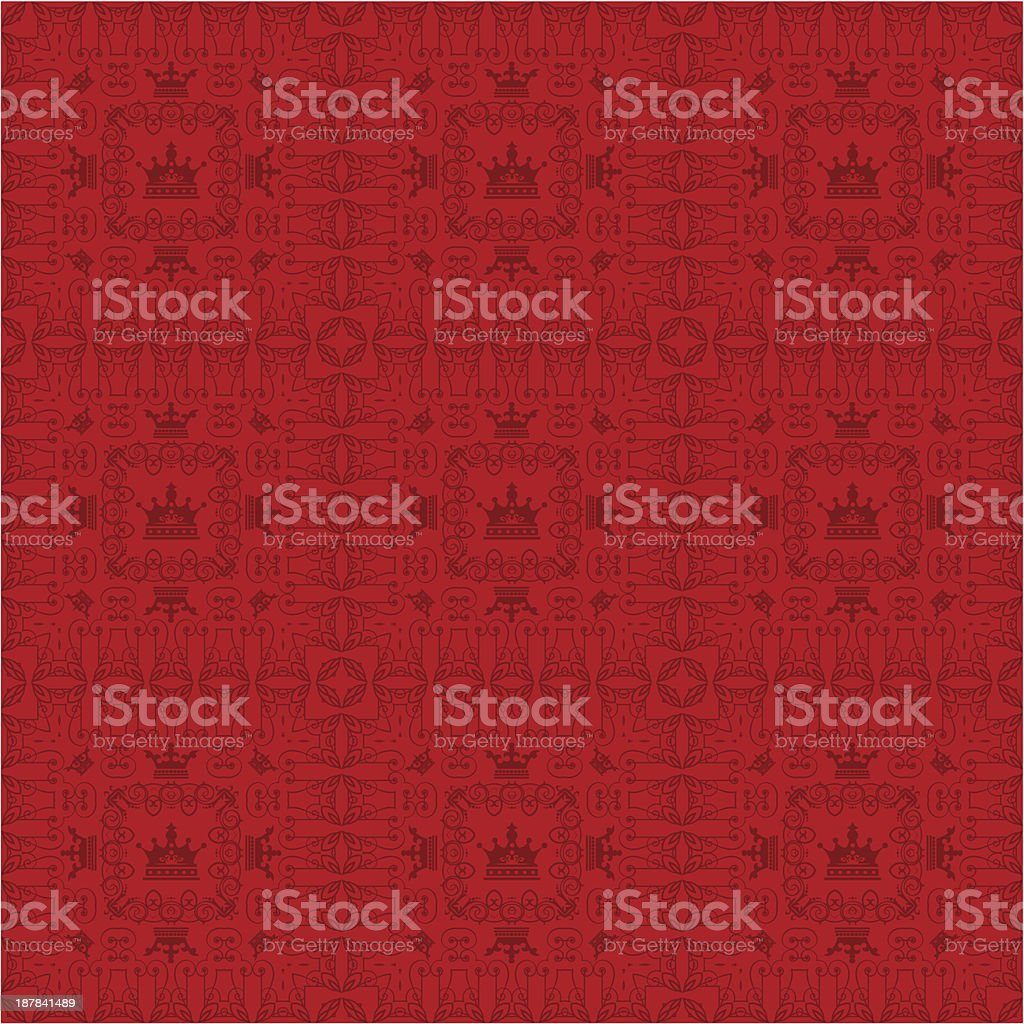 Background retro. Vintage. Wallpaper. royalty-free stock vector art