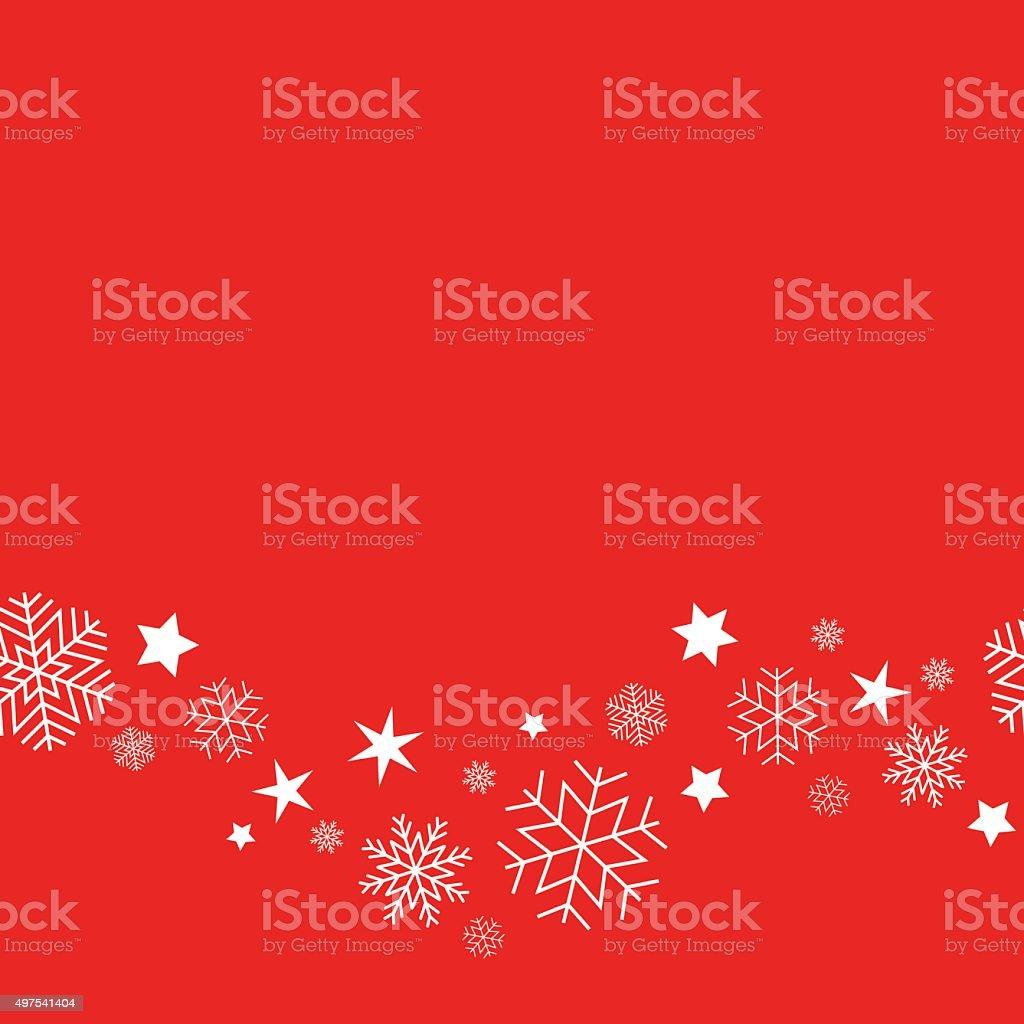 Background snowflakes vector vector art illustration