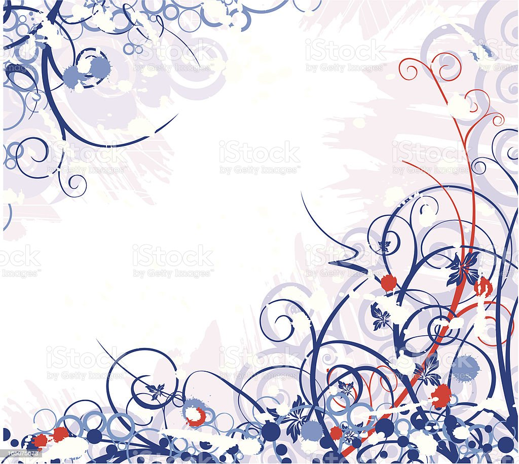 background royalty-free stock vector art