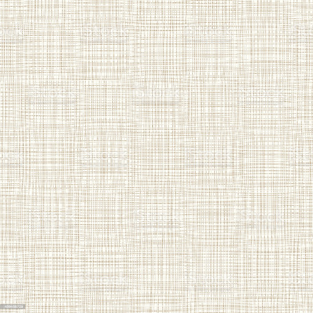 Background With Threads. White Brown Linen royalty-free stock vector art