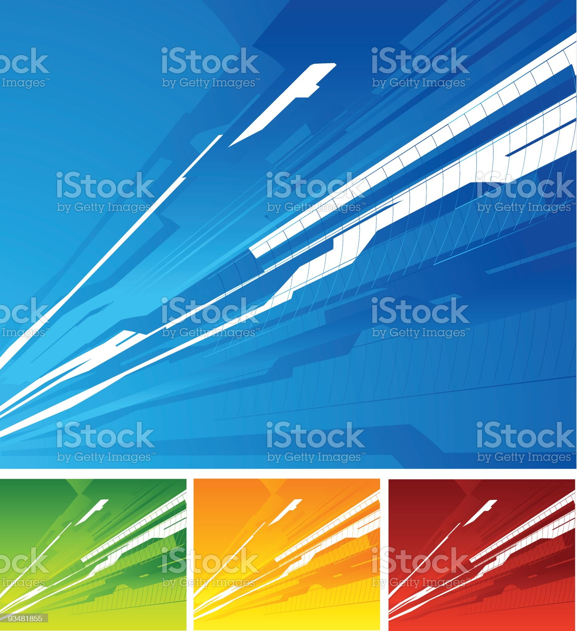 Backgrounds royalty-free stock vector art