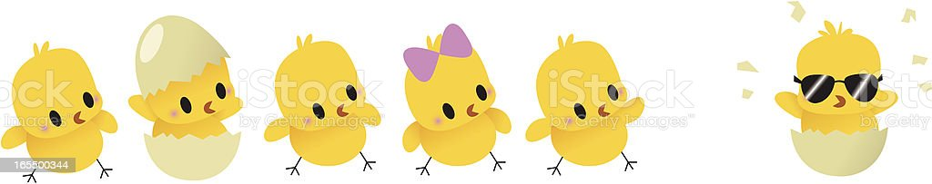 Bad Egg vector art illustration