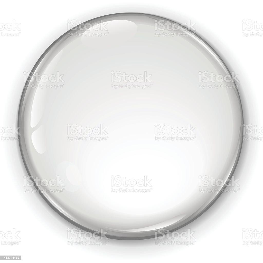 Badge (Silver) royalty-free stock vector art