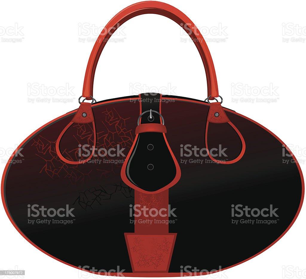 Bag royalty-free stock vector art