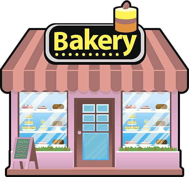 Cake Store Clipart : Clipart Bakery Shop - ClipartFest