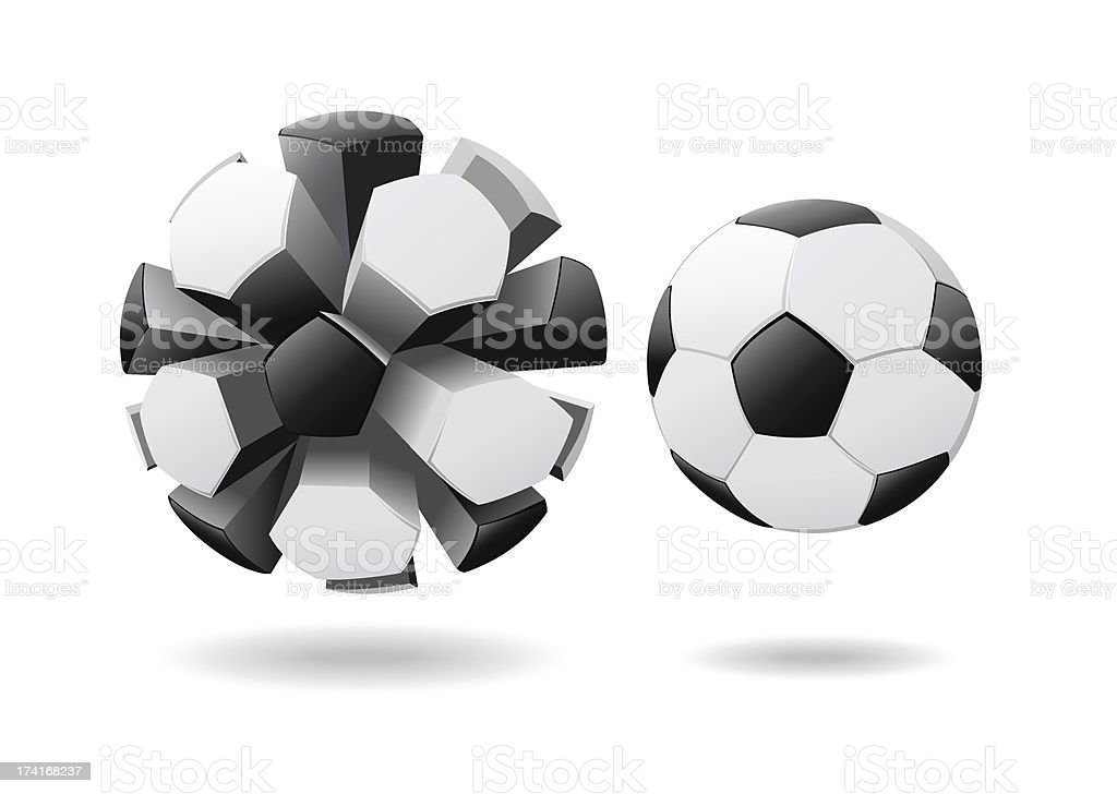Ball. royalty-free stock vector art