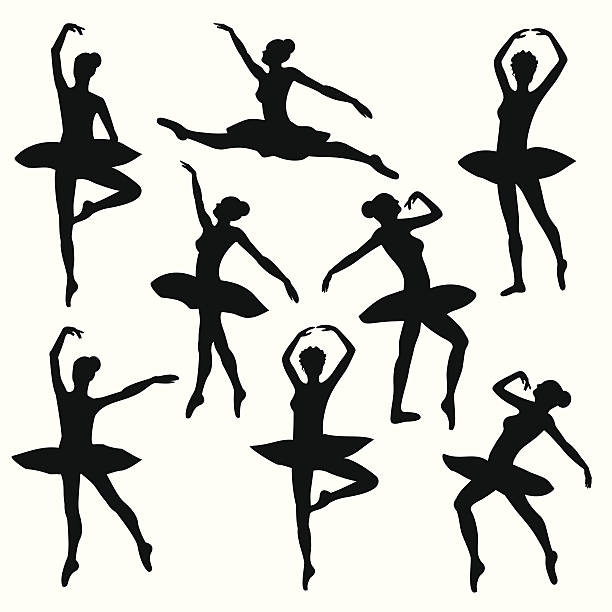 Ballet Clip Art, Vector Images & Illustrations - iStock