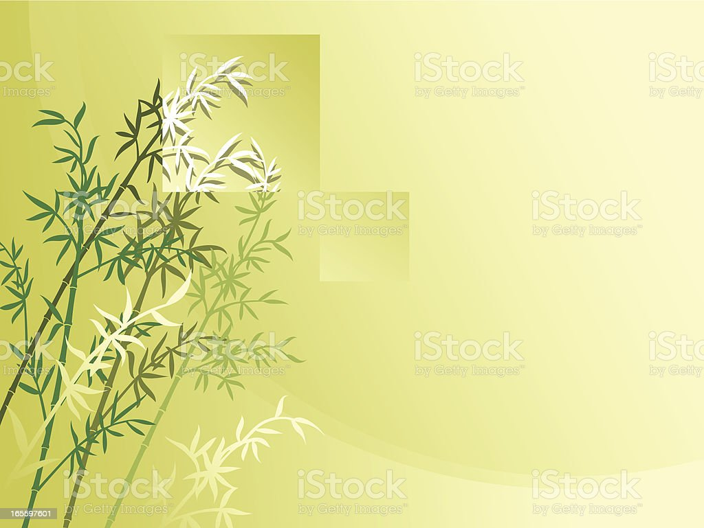 bambo royalty-free stock vector art