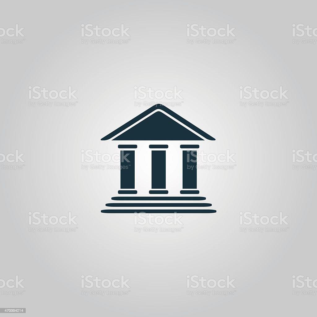 Bank illustration vector art illustration