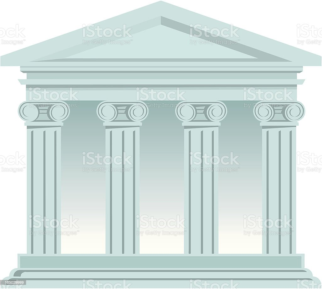 Bank - vector vector art illustration