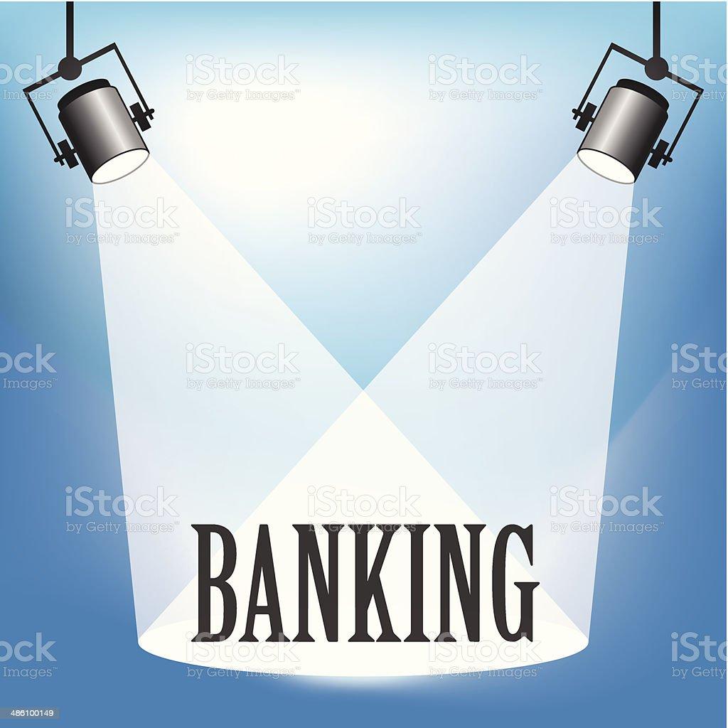 Banking royalty-free stock vector art