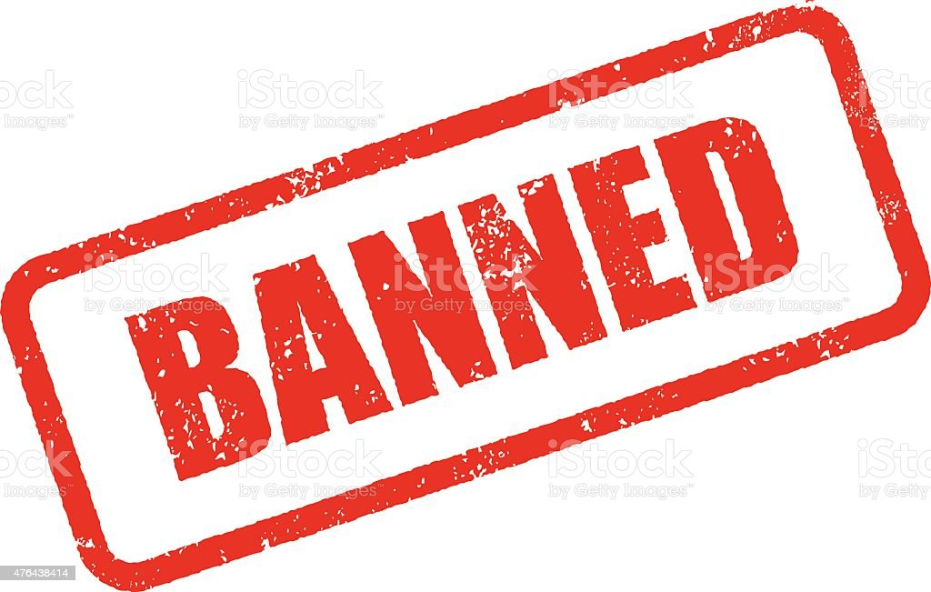 banned stamp stock photos - photo #5
